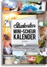 MINI SCHEURKALENDER 2020 STUDENTEN  - FSC MIX CREDIT