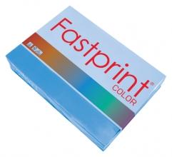 , Kopieerpapier Fastprint A4 80gr diepblauw 500vel