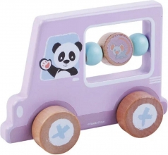 , Activity car panda hout