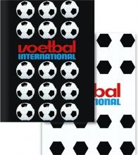 , Schrift a5 pak 3 st. lijn voetbal international