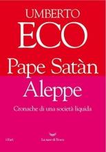 Eco, Umberto Pape Sat?n Aleppe