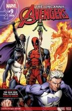 Marvel 09 Uncanny Avengers