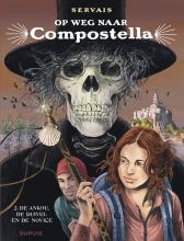Servais,,Jean-claude Op Weg Naar Compostella Hc02
