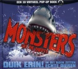 Monsters van de Diepte in 3d