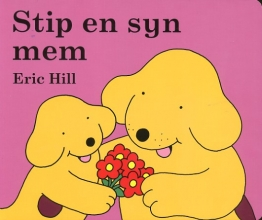 Eric Hill , Stip en syn mem
