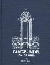 Heer , Zangbundel joh. de heer tekstuitgave 2