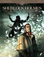 Laci/ Cordurie Sherlock Holmes en het Necronomicon Hc02