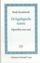 Rudy  Kousbroek Landscape & Heritage Research De logologische ruimte