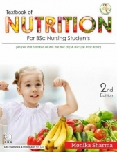 Monika Sharma Textbook of Nutrition for BSc Nursing Students
