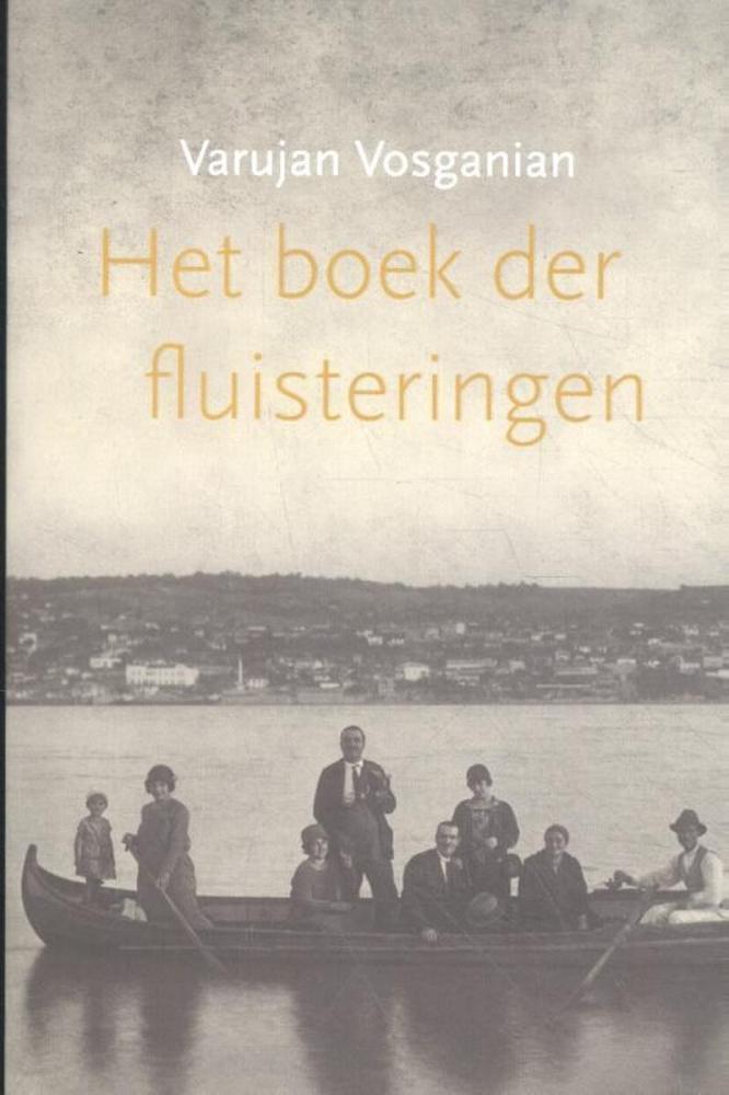 Varujan Vosganian,Het boek der fluisteringen
