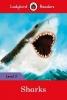 Ladybird, Sharks - Ladybird Readers Level 3