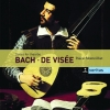 Bach , de visee , Cd bach /de visee theorbo suites