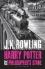 J.,K. Rowling, Harry Potter and the Philosopher`s Stone (adult Paperback)