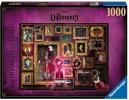 <b>Rav-150229</b>,Disney villainous - captain hook - puzzel ravensburger - 1000 - 70 x 50