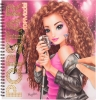 ,<b>Topmodel popstar kleurboek</b>