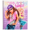 ,<b>Topmodel dance special kleurboek</b>