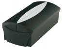 , visitekaartbox HAN VIP inclusief tabkaart zwart / grijs
