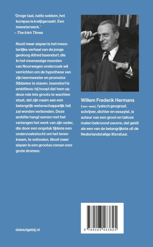 Willem Frederik Hermans,Nooit meer slapen