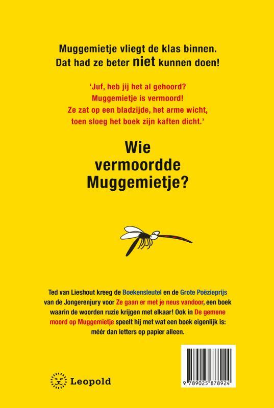 Ted van Lieshout,De gemene moord op Muggemietje