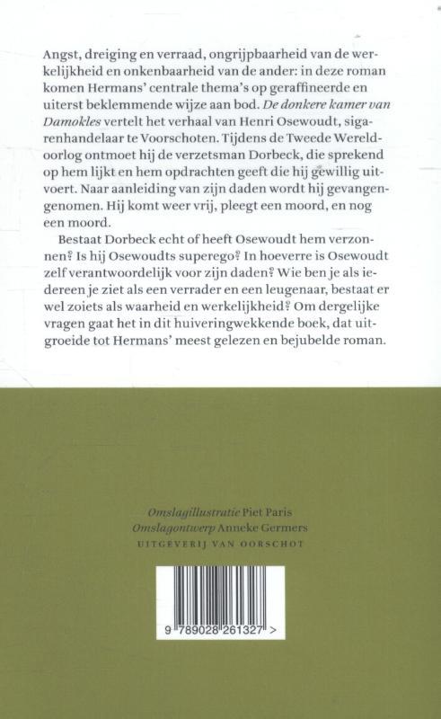 Willem Frederik Hermans,De donkere kamer van Damokles