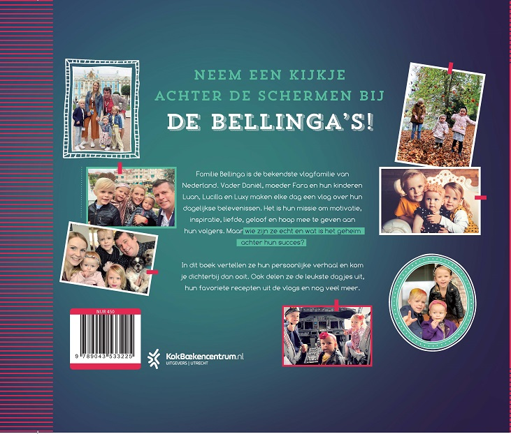 Familie Bellinga,Het grote Bellingaboek