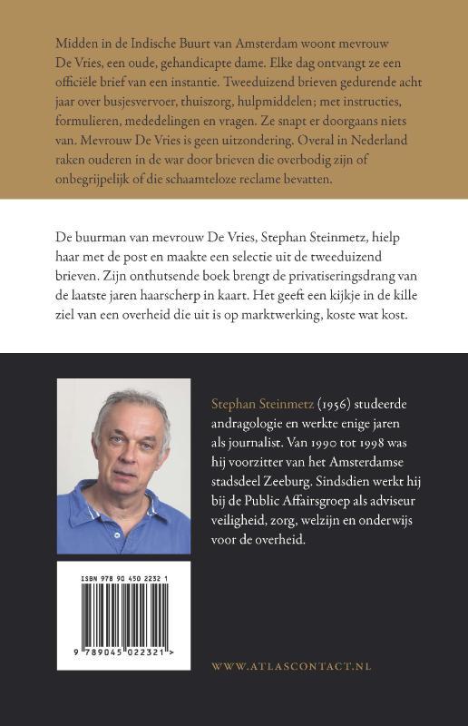 Stephan Steinmetz,De brievenbus van Mevrouw De Vries