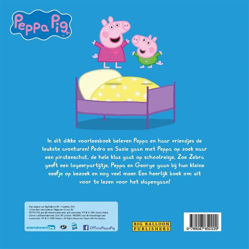 Neville Astley,Peppa Pig - Verhaaltjes voor het slapen gaan