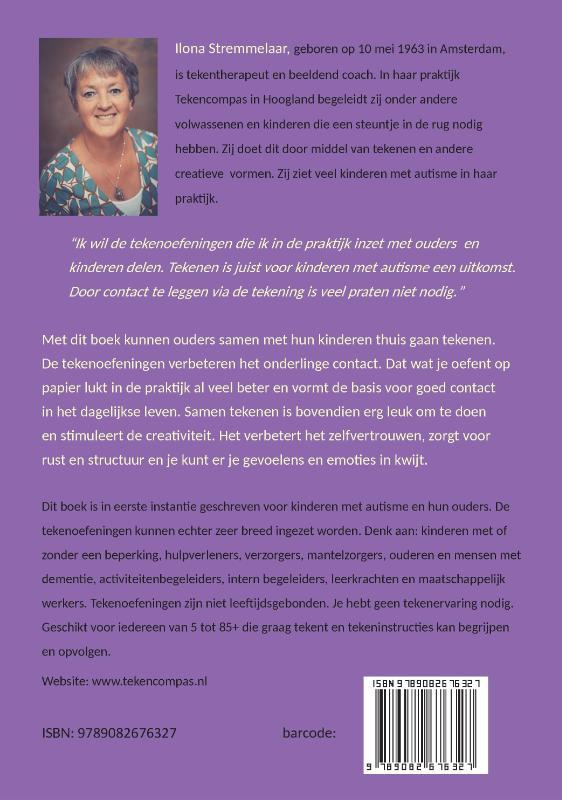 Ilona Stremmelaar,Tekencontact