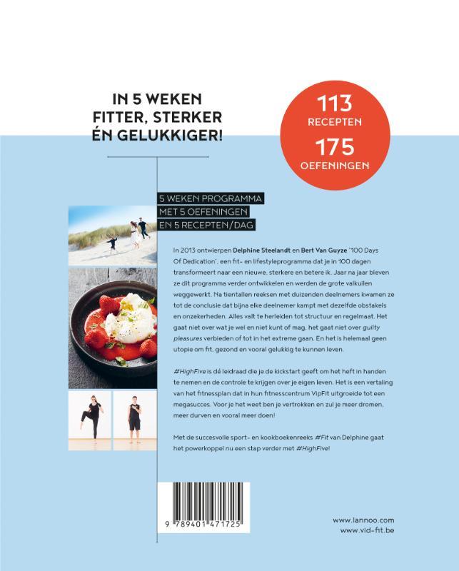 Delphine Steelandt, Bert Van Guyze,#HighFive