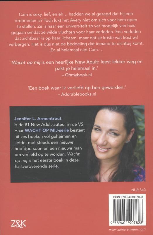 Jennifer L. Armentrout,Wacht op mij