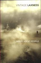 Laxness, Halldor Independent People