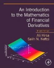 Hirsa, Ali An Introduction to the Mathematics of Financial Derivatives