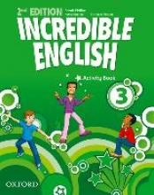 Incredible English 3: Activity Book