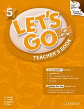 Let`s Go 5: Teacher`s Book With Test Center Pack