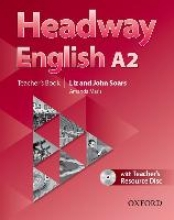 Soars, John,   Soars, Liz Headway English: A2 Teacher`s Book Pack (DE/AT), with CD-ROM