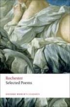 John Wilmot Rochester,   Paul Davis Selected Poems