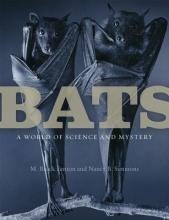 Melville Brockett Fenton,   Nancy B. Simmons Bats