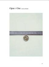 Vergne, Philippe Jean-Luc Moulene - Opus + One