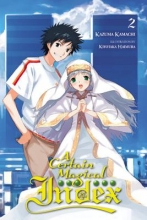 Kamachi, Kazuma A Certain Magical Index the Novel 2
