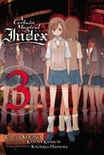 Kogino, Chuya,   Kamachi, Kazuma A Certain Magical Index 3