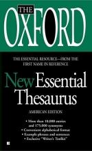 Oxford University Press The Oxford New Essential Thesaurus