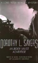 Sayers, Dorothy L. Murder Must Advertise