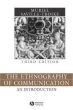 Muriel Saville-Troike The Ethnography of Communication
