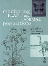 Caryl L. Elzinga,   Daniel W. Salzer,   John W. Willoughby,   James P. Gibbs Monitoring Plant and Animal Populations
