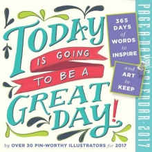 Workman Publishing Today Is Going to Be a Great Day!