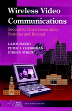 Hanzo, Lajos Wireless Video Communications