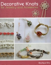 Boutique-Sha Inc. Decorative Knots for Jewelry and Accessories