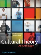 Szeman, Imre Cultural Theory