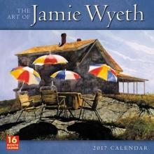 The Art of Jamie Wyeth 2017 Calendar