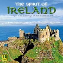 The Spirit of Ireland 2017 Calendar